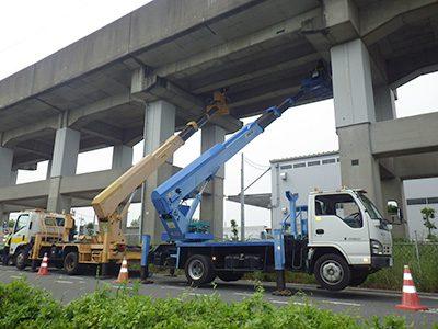 安全工事への取り組み